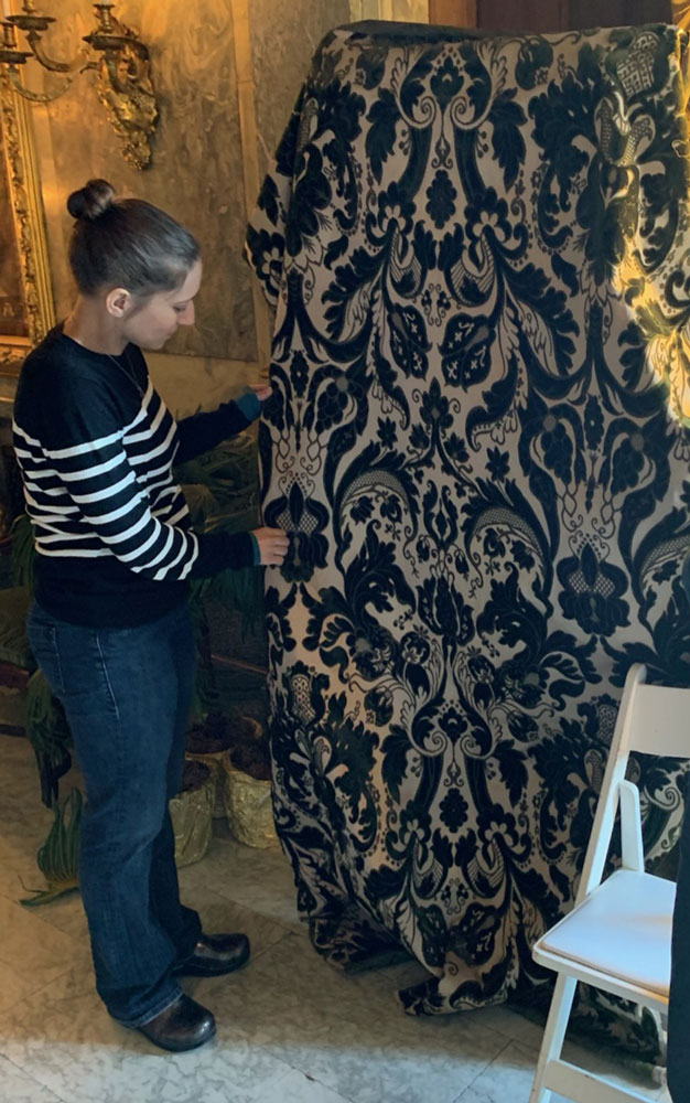 New lee jofa fabric