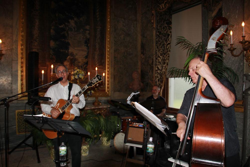 Perry Beekman Trio