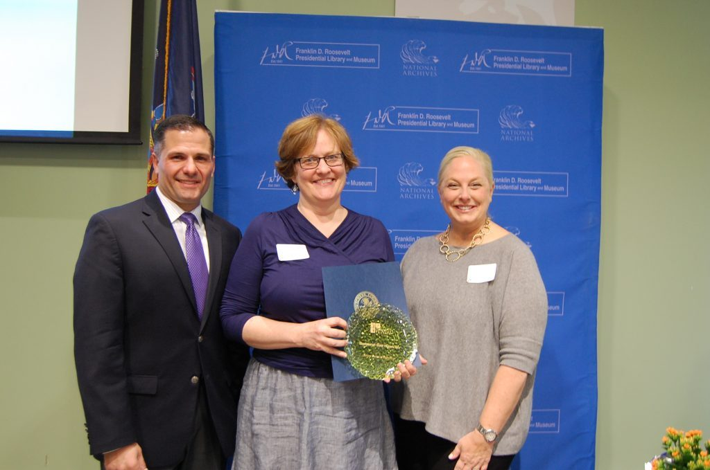 Staatsburgh Award of Distinction